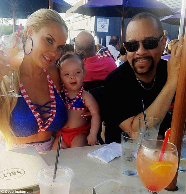 Người đẹp bên chồng Ice-T - Rapper hơn cô 20 tuổi