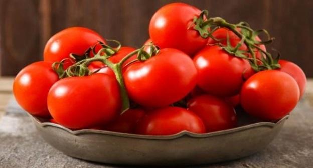 Cà chua giúp kiểm soát huyết áp cao - 1