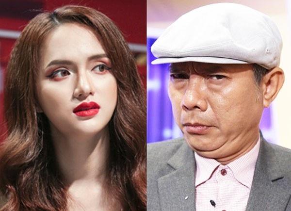 Sự việc Hương Giang Idol xúc phạm nghệ sĩ Trung Dân kéo theo nhiều ồn ào.