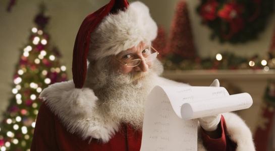 Các nhà khoa học tìm ra ông già Noel - 1