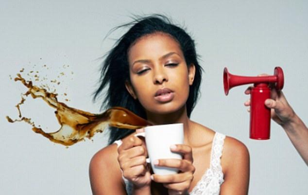"""""""Đó là một cảm giác tạp thời, cảm thấy ngay sau khi tập thể dục nhưng với 50 milligrams cafein, hoàn toàn không có hiệu ứng nào"""""""
