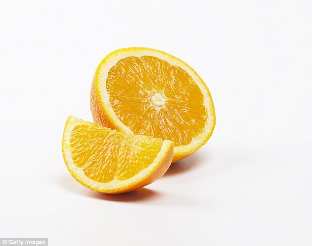 Uống một vài ly nước cam mỗi ngày có thể làm giảm gần một nửa nguy cơ gãy cổ xương đùi.