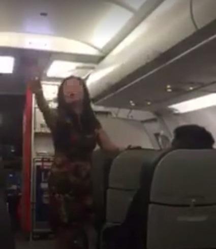 Nữ hành khách gây rối trên chuyến bay VJ134 bị cấm bay 1 năm, kể từ ngày 21/5