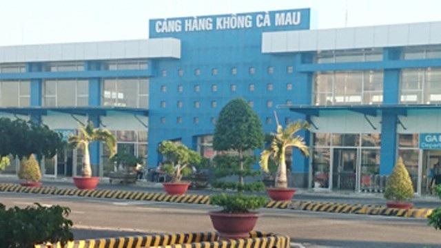 Cảng hàng không Cà Mau (Ảnh: ACV)