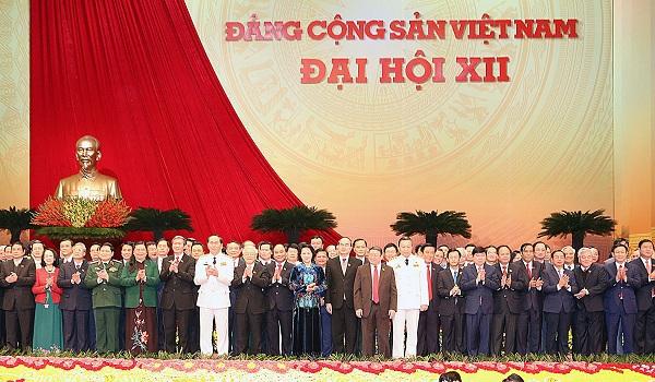 200 uỷ viên Ban chấp hành Trung ương Đảng khoá XII - những cán bộ cấp cao hàng đầu, trọng yếu của Đảng, Nhà nước hiện nay.