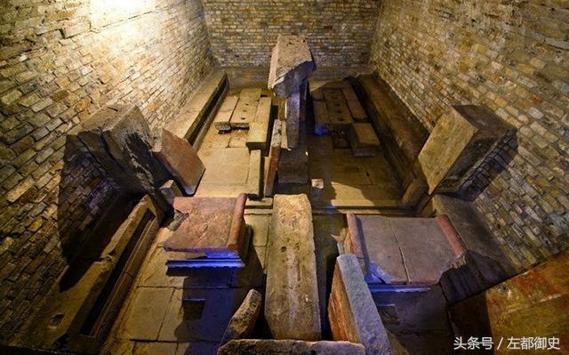 Những lăng mộ bí ẩn nhất trong lịch sử Trung Quốc (P2) - 5