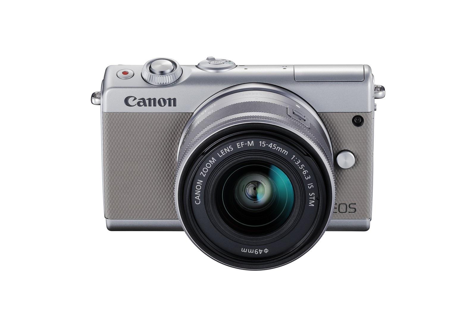 Canon EOS M100 sẽ chính thức bán ra vào đầu tháng 10, giá hơn 13 triệu đồng - 1