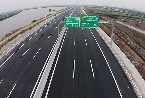 Chủ đầu tư cao tốc Hà Nội - Hải Phòng lo bị mất cân đối tài chính nghiêm trọng vì doanh thu phí không đủ trả tiền lãi vay