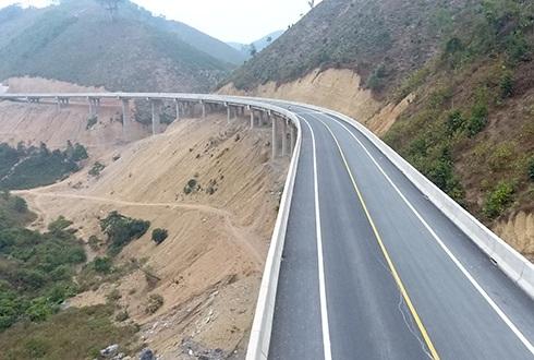 Một đoạn cao tốc Hà Nội - Thái Nguyên (ảnh minh hoạ)