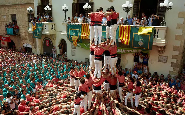Cuộc thi xuất hiện ở Tây Ban Nha từ thế kỷ 18 và được lưu giữ đến ngày nay