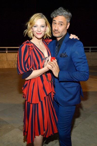 Cate Blanchett không chỉ trích những người phẫu thuật thẩm mỹ làm đẹp nhưng cô khẳng định không tha thiết với phương pháp làm đẹp này.