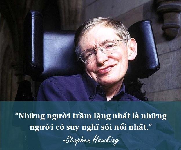 Những câu nói để đời của thiên tài vật lý Stephen Hawking - 9