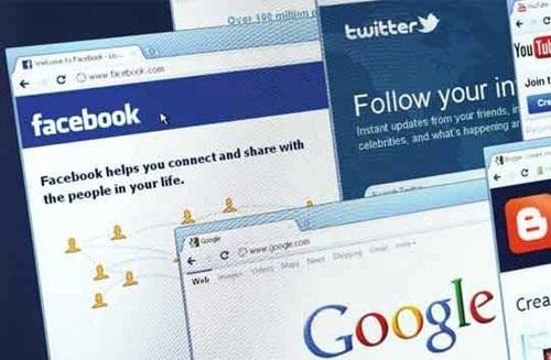 Mạng xã hội cung cấp các sản phẩm có thể giám sát mọi thứ