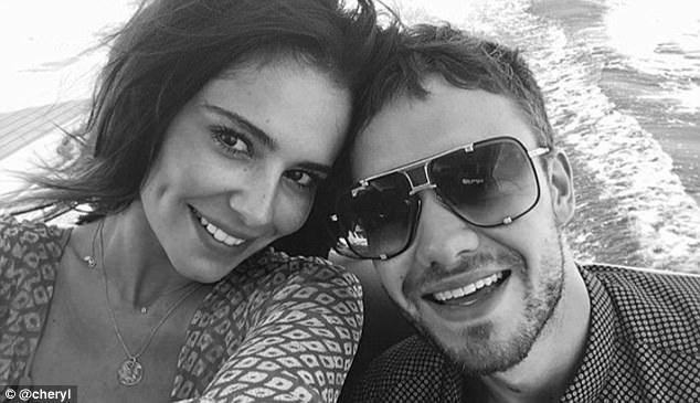 Cheryl và khoảnh khắc ngọt ngào bên bạn trai Liam Payne
