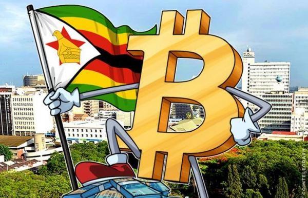 Hiện nay, tại Zimbabwe, giá 1 đồng bitcoin đã vượt ngưỡng 10.000 USD. (Nguồn: The Zimbabwe News)