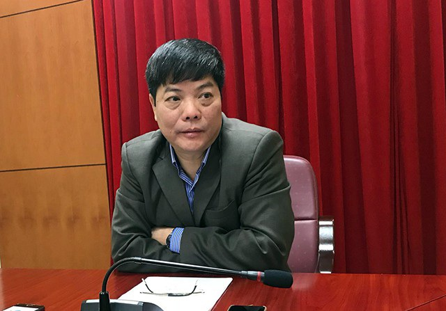 Ông Nguyễn Tiến Thành - Chánh Văn phòng Bộ Nội vụ hứa sớm cung cấp thông tin cụ thể cho báo chí