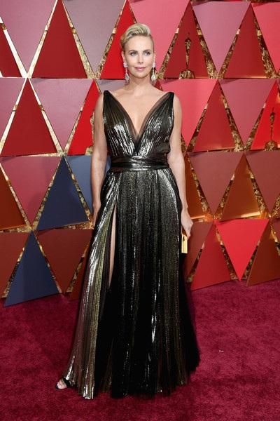 Dập dìu người đẹp trên thảm đỏ Oscar 2017 - 8