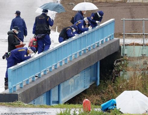 """Ông bà ngoại bé gái bị sát hại tại Nhật vẫn trông đợi """"một sự nhầm lẫn"""" - 2"""