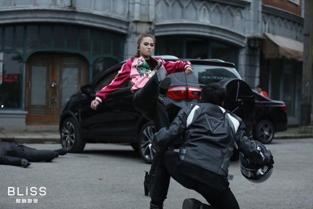 Tháng 9 năm ngoái, Hannah còn bận rộn với một bộ phim hành động tại Thượng Hải, Trung Quốc. Trong phim, nhân vật của cô có khá nhiều pha hành động mạo hiểm và Hannah chủ động tự thực hiện những vai diễn này. Theo dự kiến, bộ phim này sẽ ra mắt khán giả vào tháng 6 tới.