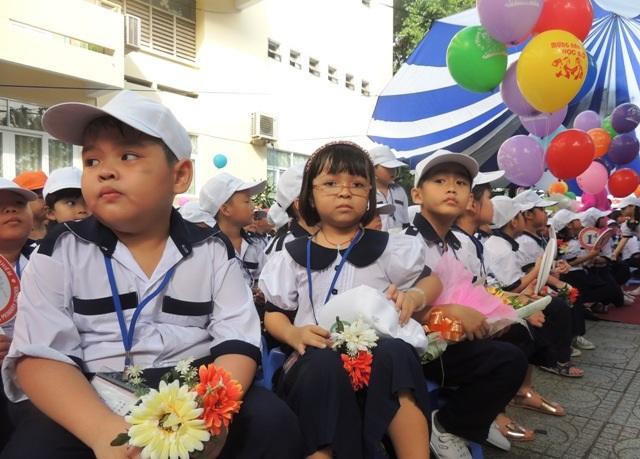 Nhiều trường tiểu học điểm ở TPHCM được phụ huynh nhắm đến để gửi con vào