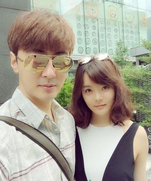 Vợ chồng Chae Rim và Cao Tử Kỳ sắp lên chức bố mẹ sau 3 năm làm đám cưới.
