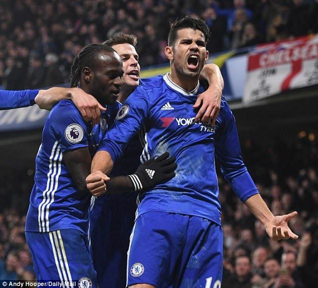 Sơ đồ 3-4-3 giúp Chelsea vô địch Premier League