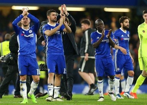 Chelsea vừa giành quyền vào bán kết FA Cup