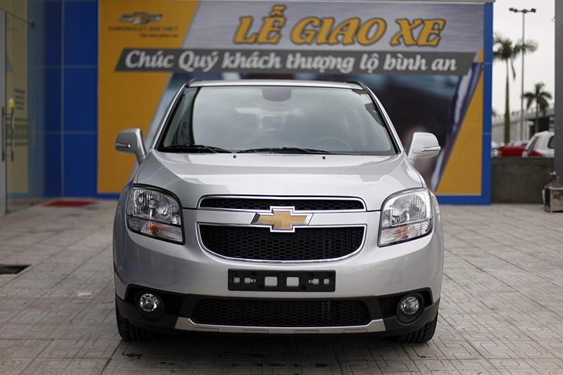GM Việt Nam âm thầm ra Chevrolet Orlando MT, giá bán 639 triệu đồng - 2