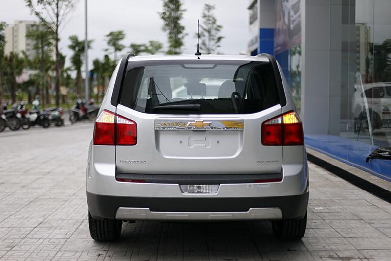 GM Việt Nam âm thầm ra Chevrolet Orlando MT, giá bán 639 triệu đồng - 3