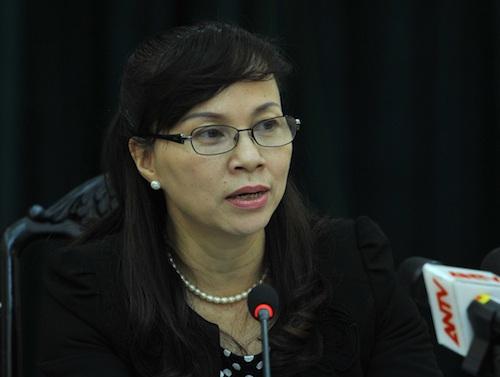 Bà Nguyễn Thị Kim Phụng, Vụ trưởng Vụ Giáo dục đại học - Bộ GD&ĐT