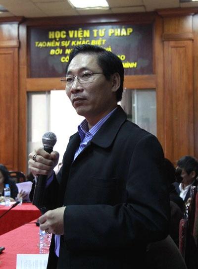 Luật sư Nguyễn Văn Chiến - Đại biểu Quốc hội khóa XIV, Phó Chủ tịch Liên đoàn Luật sư Việt Nam, Chủ nhiệm Đoàn Luật sư thành phố Hà Nội cho rằng cần khẩn trương xem xét lại vụ án có dấu hiệu oan sai này.