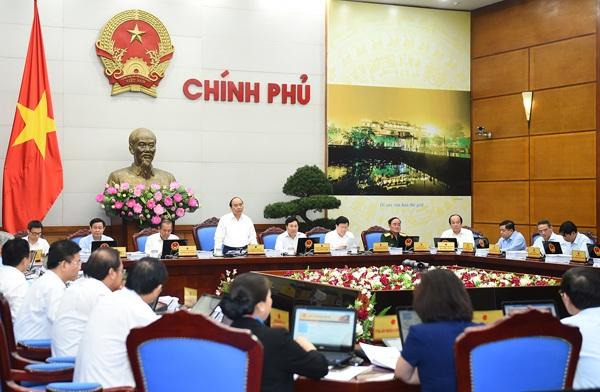 Phiên họp thường kỳ tháng 6 của Chính phủ được tổ chức trực tuyến tới các địa phương trong cả nước