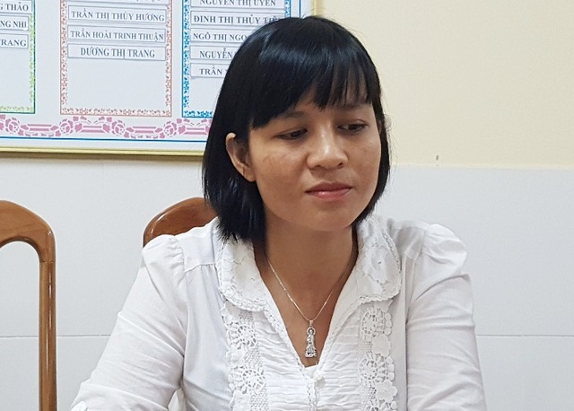 Bà Nguyễn Thị Hồng Thanh, Hiệu trưởng Mầm non An Đông chính thức bị điều chuyển sang làm Hiệu phó trường mầm non khác từ ngày 3/5