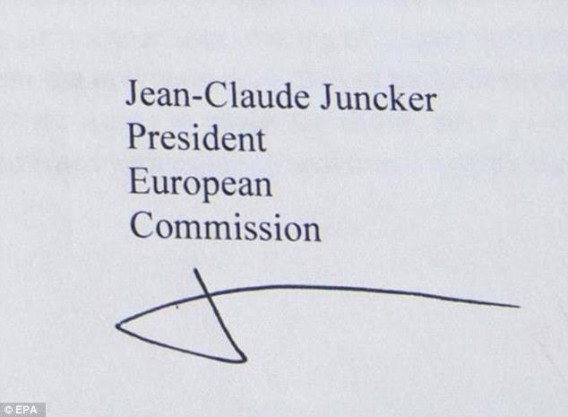 """""""Soi"""" chữ ký của các nguyên thủ G7 - 11"""