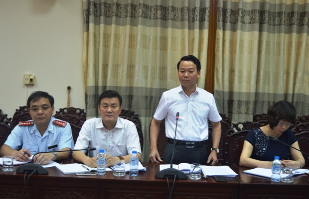 Chủ tịch UBND tỉnh Yên Bái Đỗ Đức Duy (Ảnh: Yenbai.gov.vn).