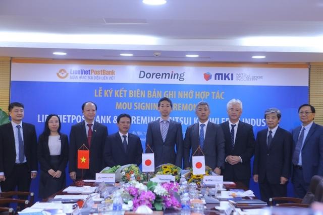 LienVietPostBank mở rộng hợp tác với các công ty Nhật Bản - 1