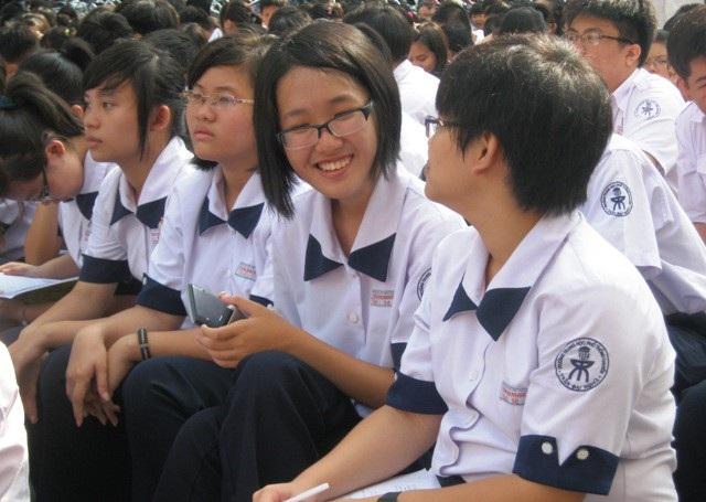 Trường THPT chuyên Trần Đại Nghĩa, TPHCM tuyển bổ sung học sinh lớp 10