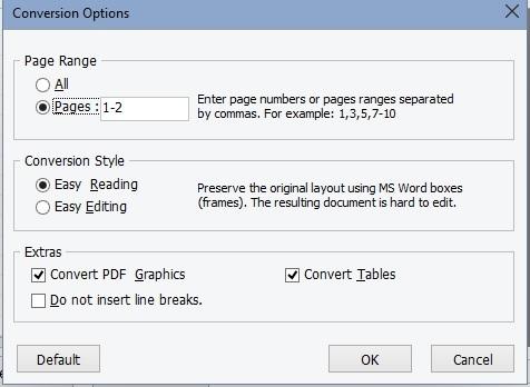 Phần mềm chuyên nghiệp dễ dàng chuyển đổi file PDF sang Word để chỉnh sửa nội dung - 2