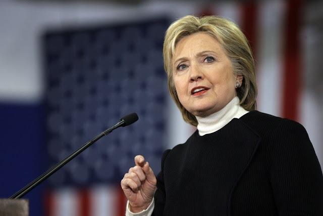 Cựu Ngoại trưởng Hillary Clinton (Ảnh: NBC)