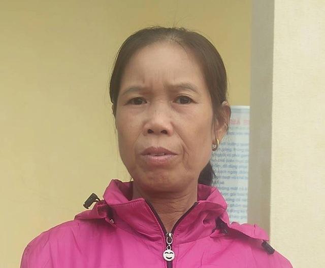 Cô giáo Trương Thị Lan nhận mức lương hưu 1,3 triệu đồng sau nhiều năm cống hiến