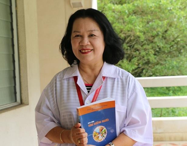 PGS.TS-nhà giáo ưu tú Nguyễn Minh Thủy