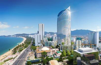 Thị trường bất động sản đang chứng kiến sự bùng nổ phân khúc căn hộ khách sạn – condotel