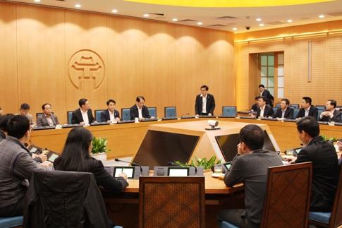 Thanh tra Chính phủ công bố thanh tra tại TP Hà Nội (Ảnh: TTCP)