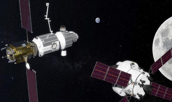 Dự án Cổng vào Không gian sâu.