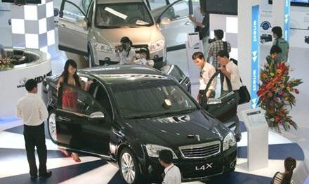 Nhiều DN ô tô Nhật Bản cho biết sẽ tập trung sản xuất ô tô ở các nhà máy của họ tại Thái Lan, Indonesia rồi xuất sang Việt Nam.