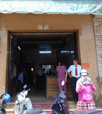 Nhà thuốc Nhơn Tâm Tế bị lực lượng chức năng kiểm tra đột xuất
