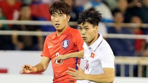 Công Phượng vẫn là cầu thủ chủ chốt của U23 Việt Nam
