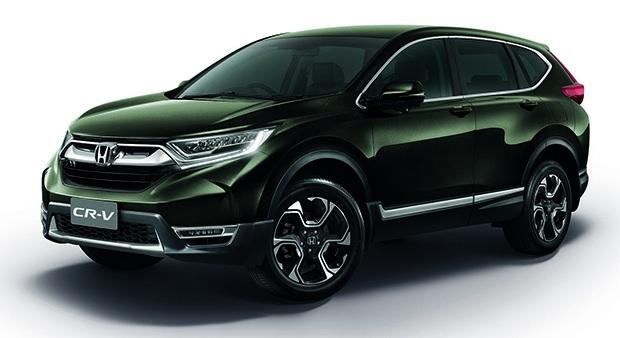 Honda ra mắt CR-V bản 7 chỗ cho thị trường Đông Nam Á - 1