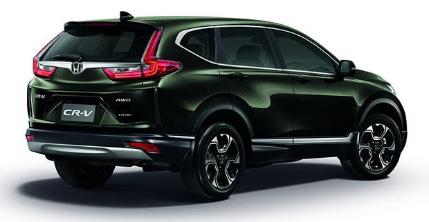 Honda ra mắt CR-V bản 7 chỗ cho thị trường Đông Nam Á - 8