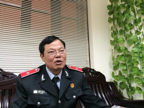 Cục trưởng Cục Chống tham nhũng Phạm Trọng Đạt